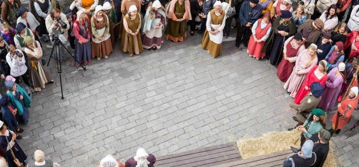 155 000 visitors at the Medieval Market