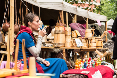 Vendors are wanted for the Medieval Market 2018!